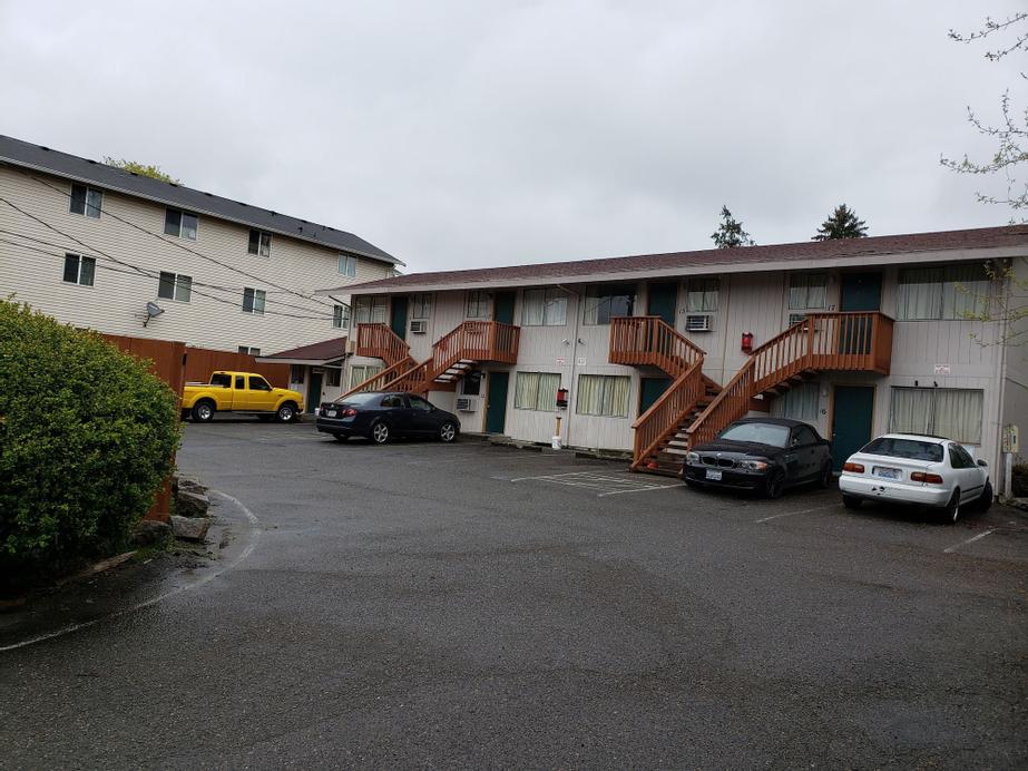 Pacific Lodge Tacoma, Pierce