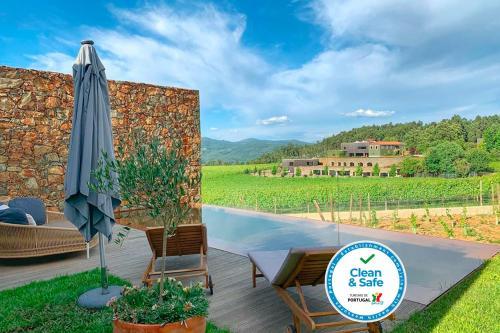 Monverde Wine Experience Hotel, Amarante