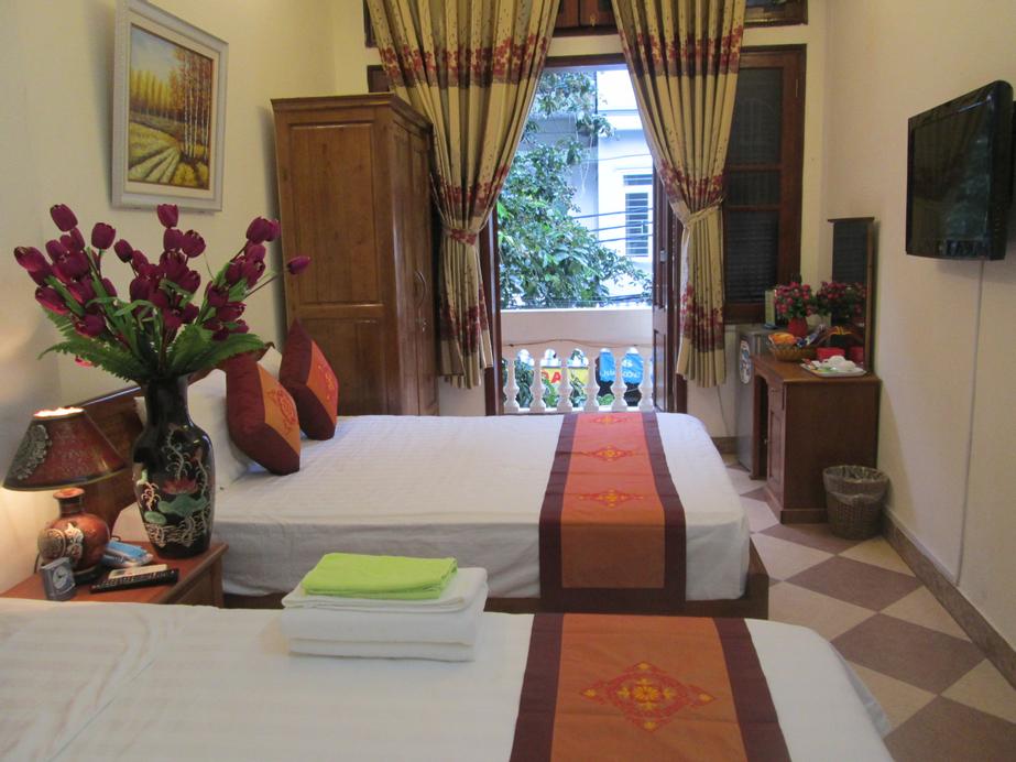Hanoi Evergreen Hotel, Hoàn Kiếm