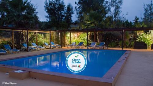 Monte Horizonte - Eco & Nature with Total Privacy, Santiago do Cacém