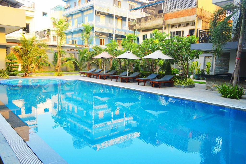 Holiday Hotel, Svay Pao
