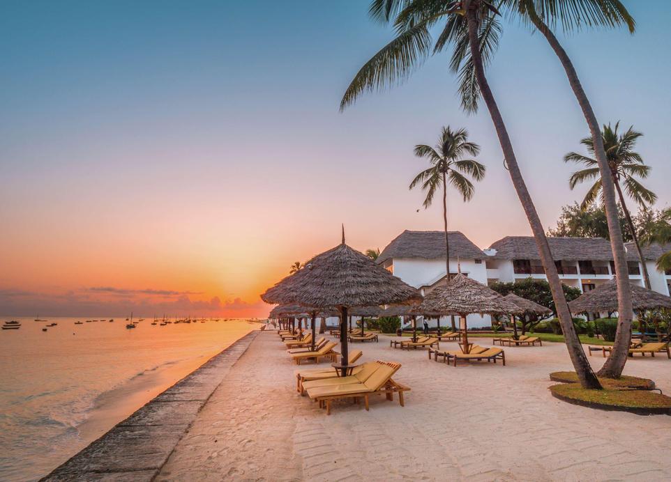 DoubleTree Resort by Hilton Zanzibar - Nungwi, Kaskazini 'A'
