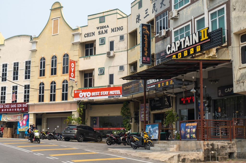 OYO 1194 Best Stay Hotel Pangkor, Manjung
