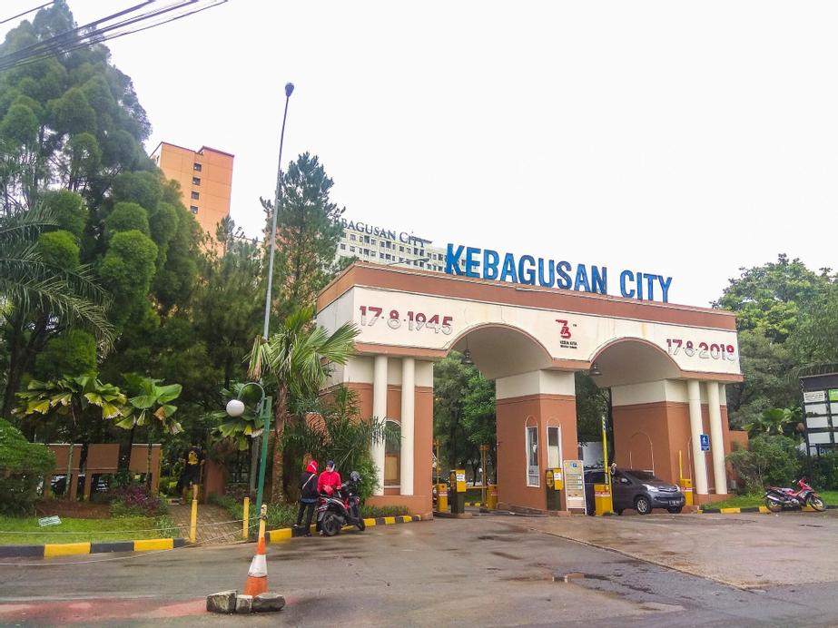 Homey and Simply 2BR Kebagusan City Apartment, Jakarta Selatan