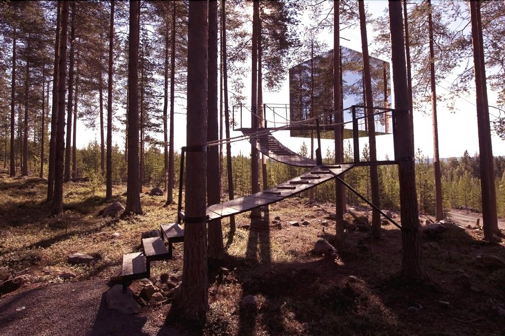 Tree Hotel, Boden