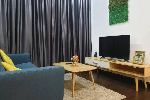 V suits residence velocity 2 room link Mrt kl city 双伟威乐2房高级公寓, Kuala Lumpur