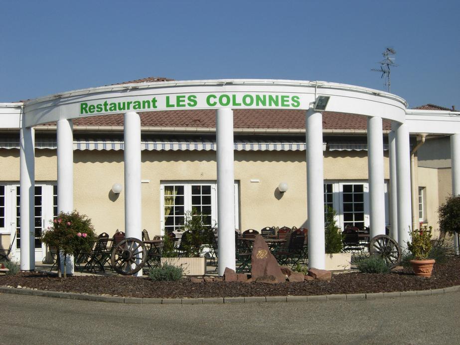 Hôtel Les Colonnes, Bas-Rhin