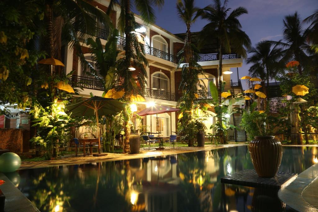 The Coconut House, Svay Pao