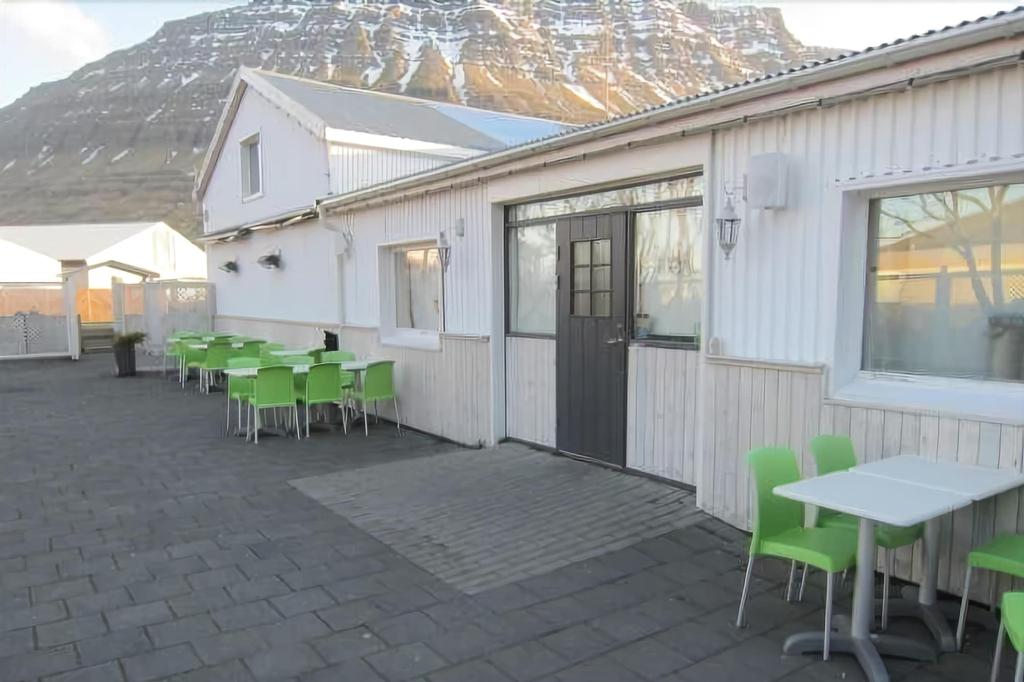 Kaffihusid Eskifirdi, Fjarðabyggð