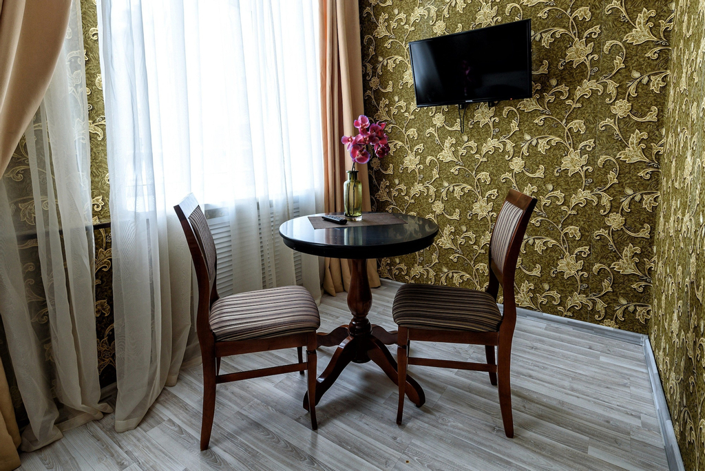 Hotel Azia, Perm' gorsovet