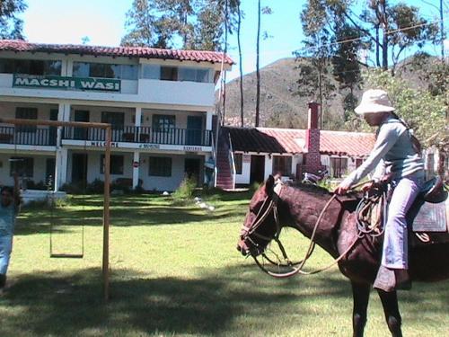 Hostal Country Macshi Wasi, Carhuaz