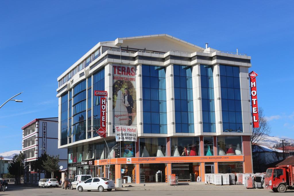 Grand Teras Hotel, Kelkit