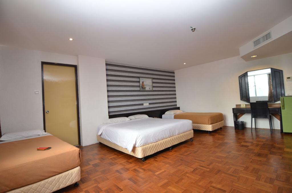 Oriental Hotel, Pulau Penang