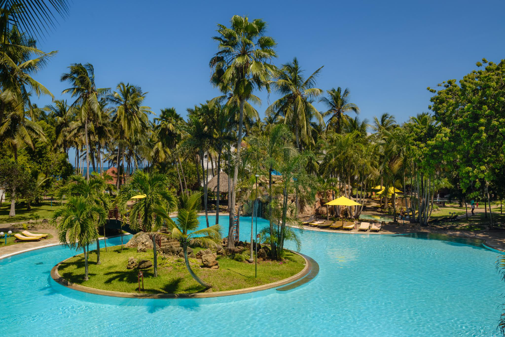 Sarova Whitesands Beach Resort & Spa, Kisauni