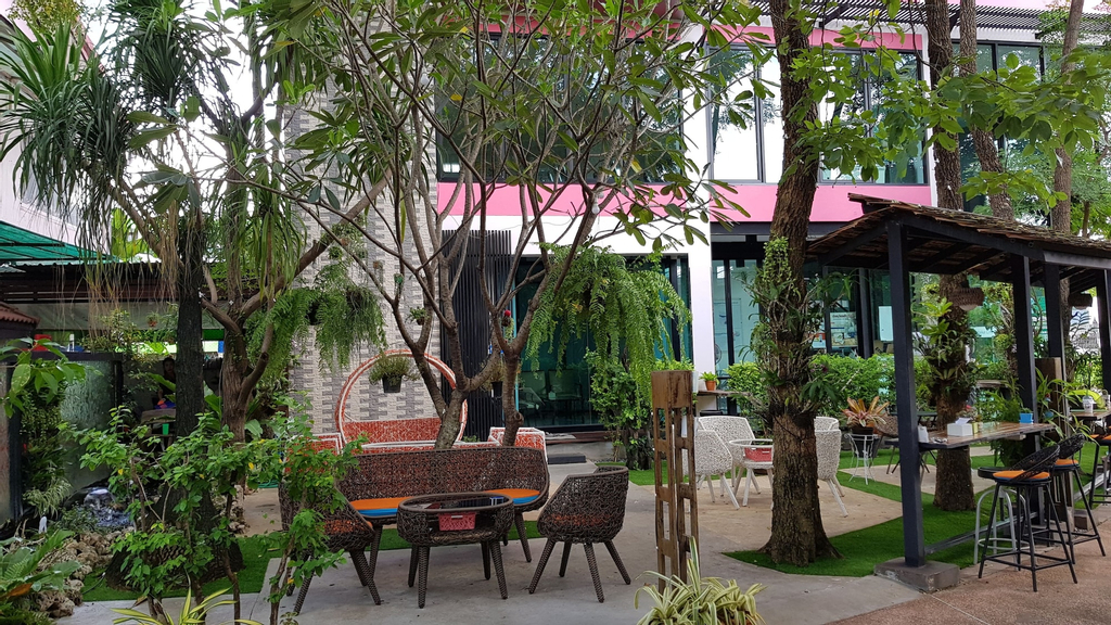 Coffee Station Hostel, Muang Udon Thani