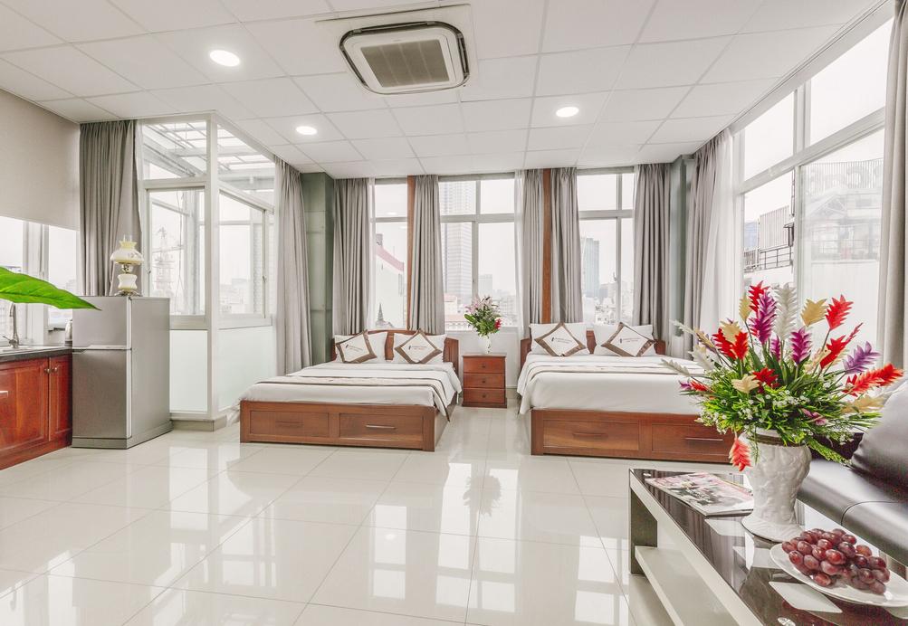 Diamond Luxury Ben Thanh, Quận 1