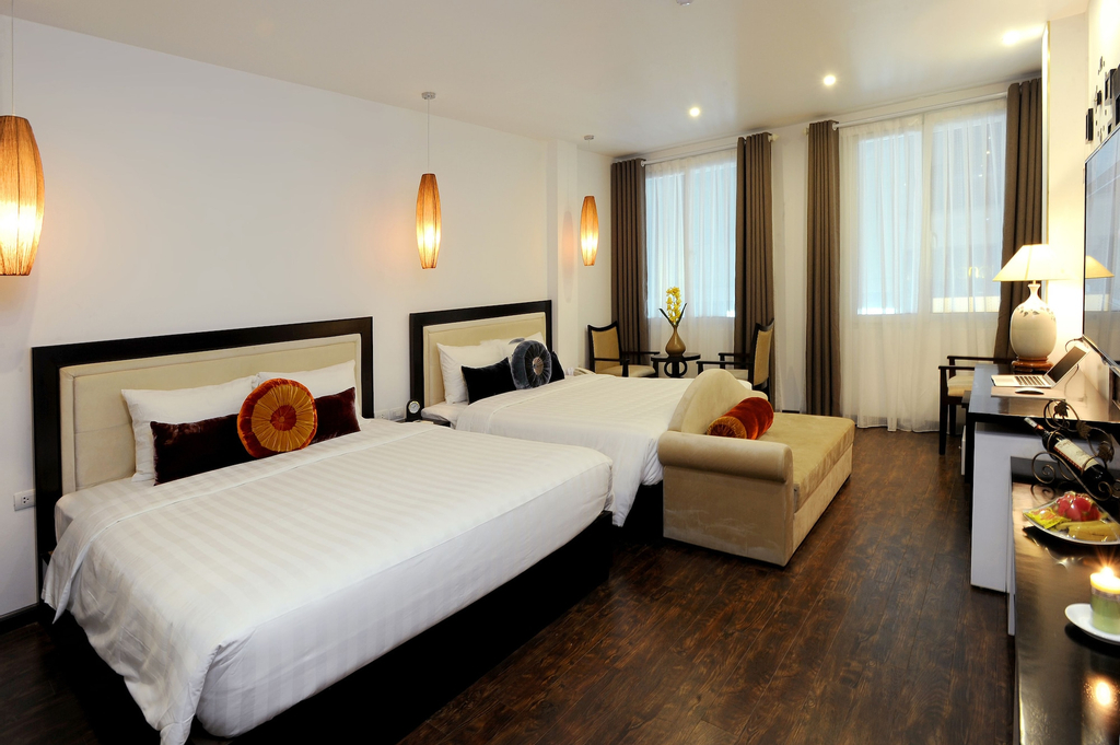 Hanoi Charm Hotel& Spa, Hoàn Kiếm