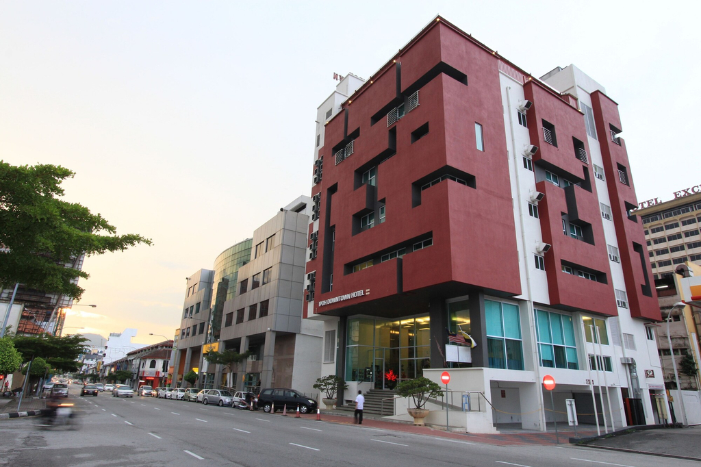 Ipoh Downtown Hotel, Kinta