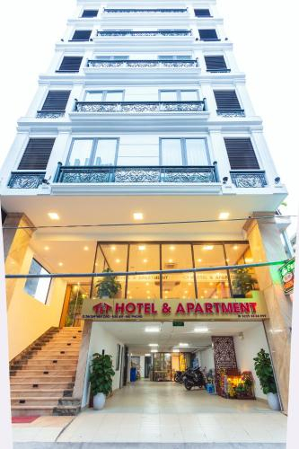 Hai Phong T&T Arpartment and Hotel, Hải An