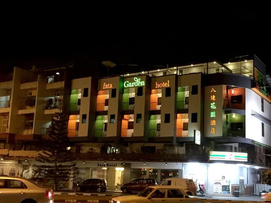Fata Garden Hotel by Place2stay, Kuching