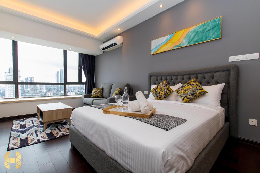 Holi Seaview Apartment Princess Cove, Johor Bahru
