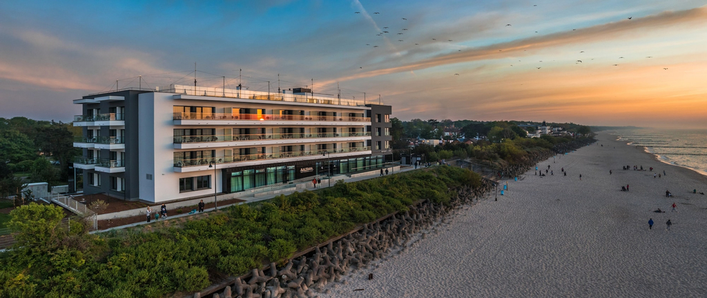Baltivia Sea Resort, Koszalin