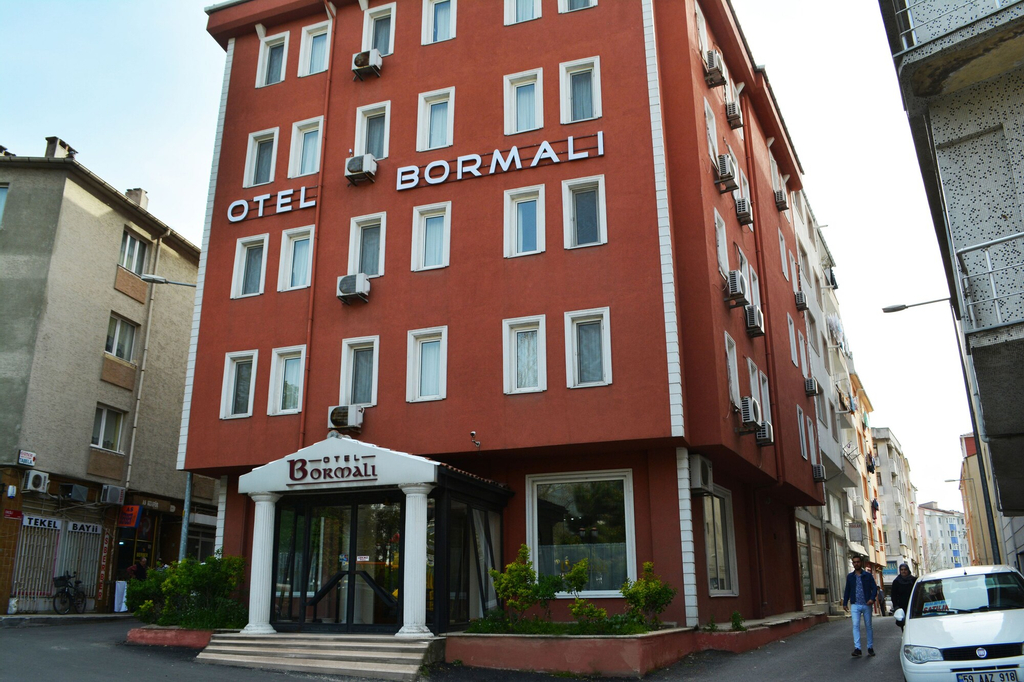Bormali Otel, Çorlu