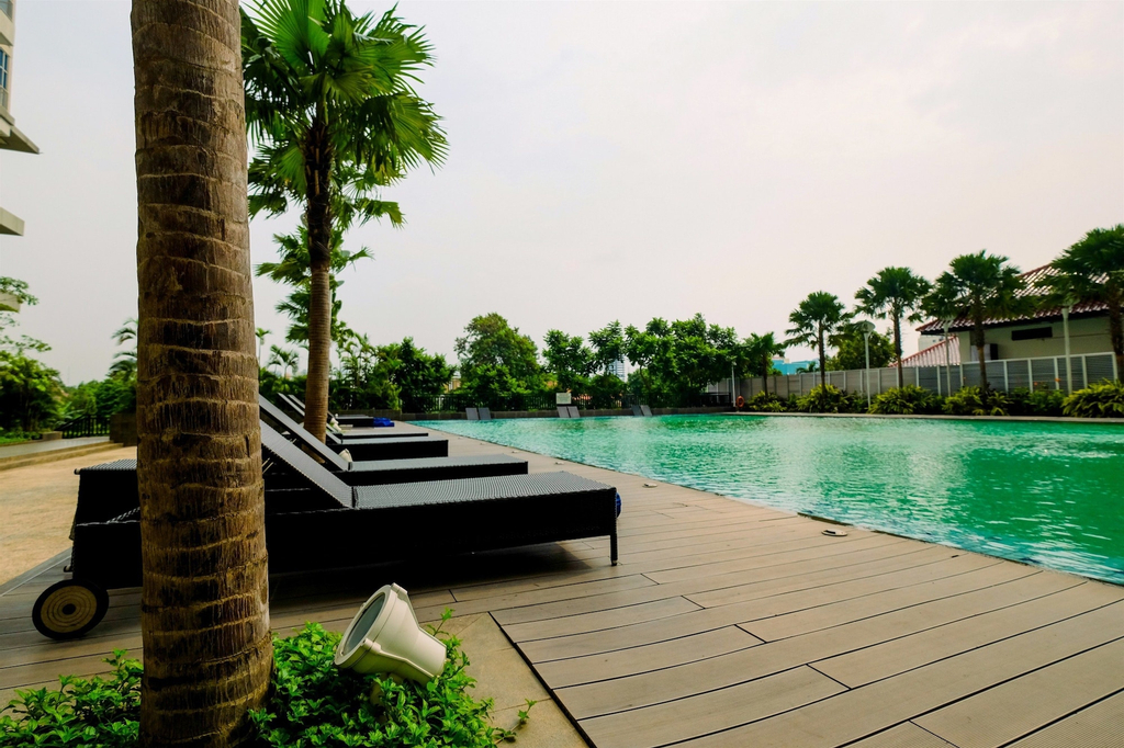 Best Price Studio Apartment at Capitol Park Residence, Jakarta Pusat