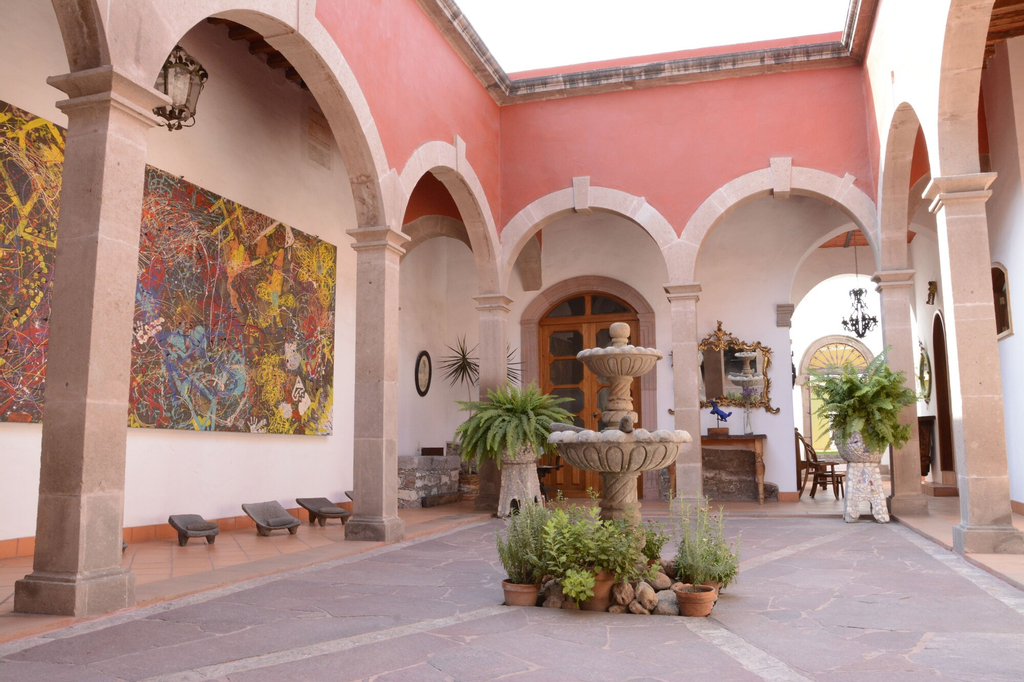 Casa Catalina, San Luis Potosí