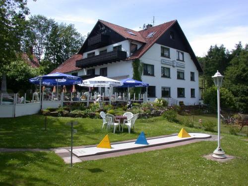 Hotel Kempenhof, Lippe