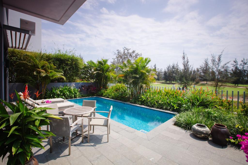 Montgomerie Links Hotel & Villas, Điện Bàn