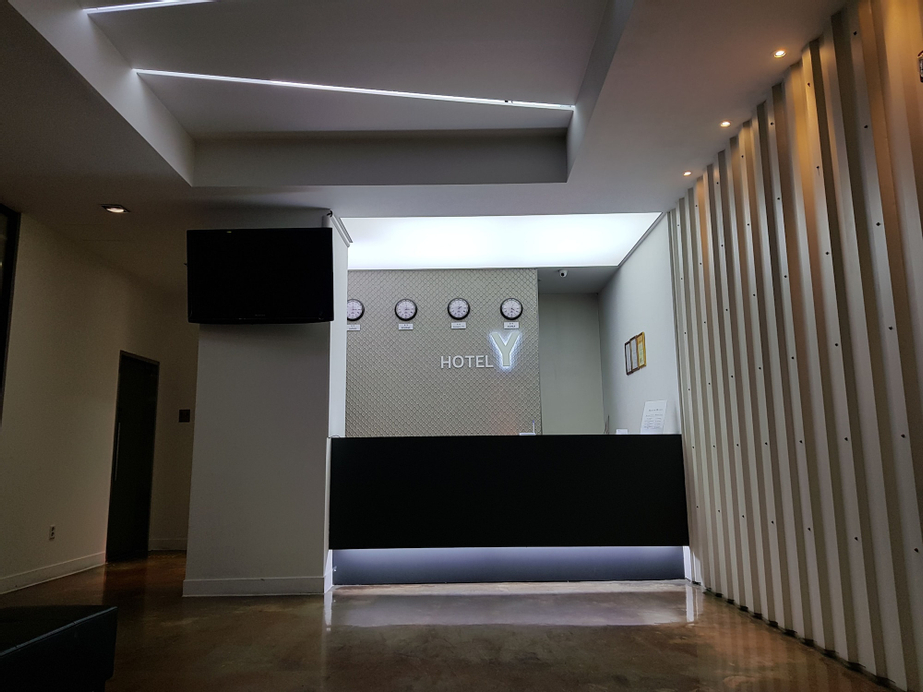 Business Y Hotel, Cheongju