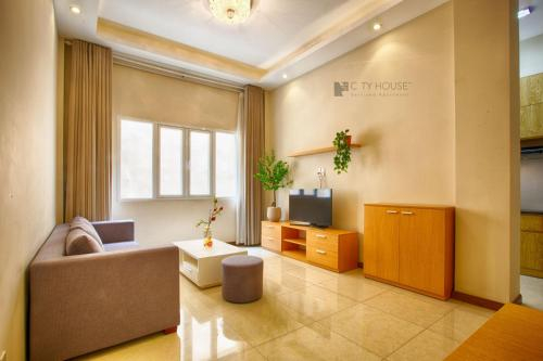 CityHouse - Truong Dinh Serviced Apartment in D3, Quận 3