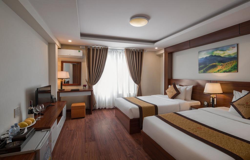 Golden Villa Sapa Hotel, Sa Pa
