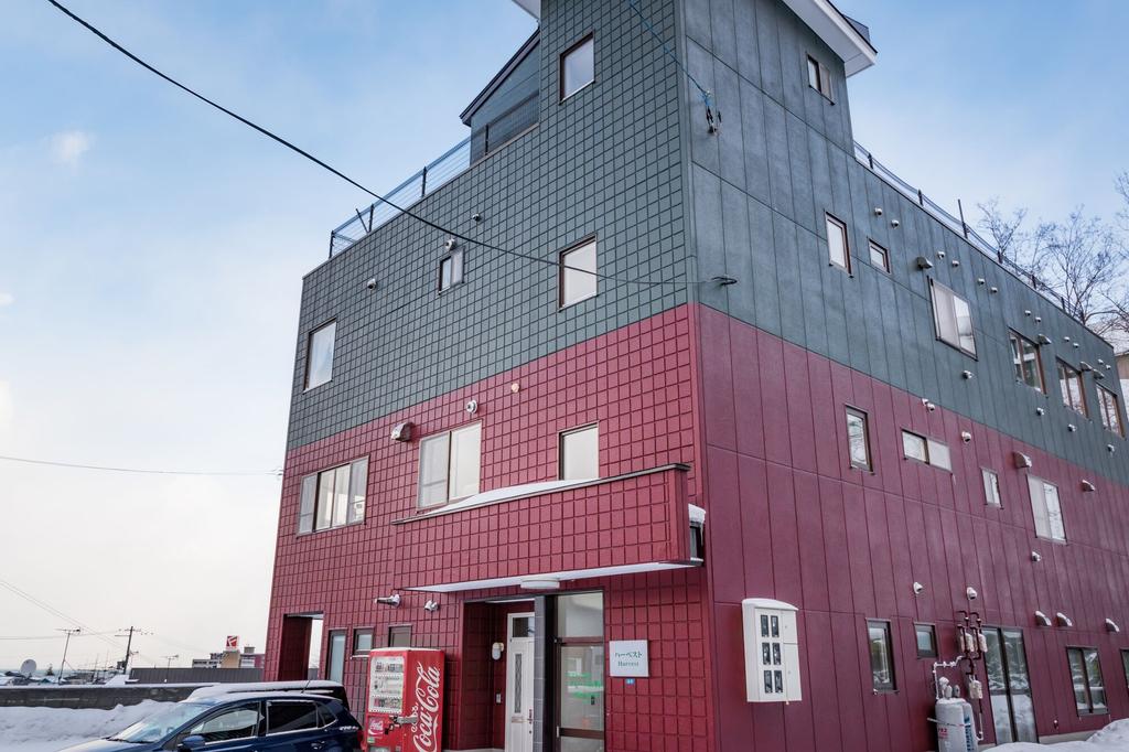 Otaru Guesthouse Harvest - Hostel, Otaru