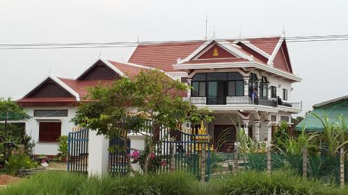Villa Banteay Srei, Banteay Srei