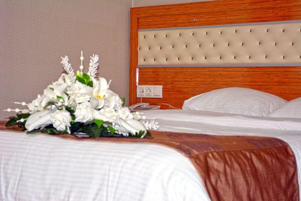 Serenti Pamuk Hotel, Merkez
