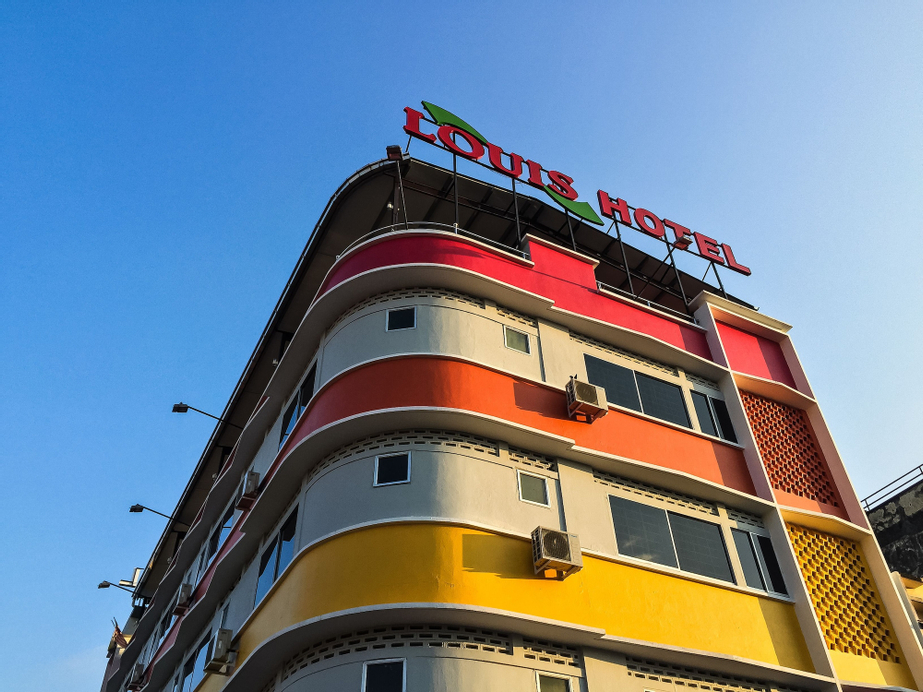 Louis Hotel, Larut and Matang