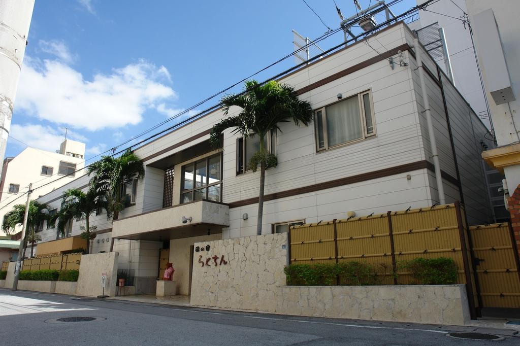 Rakuchin Hotel, Naha