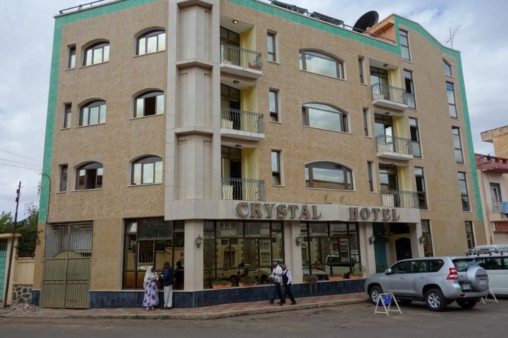 Crystal Hotel Asmara, Asmara City