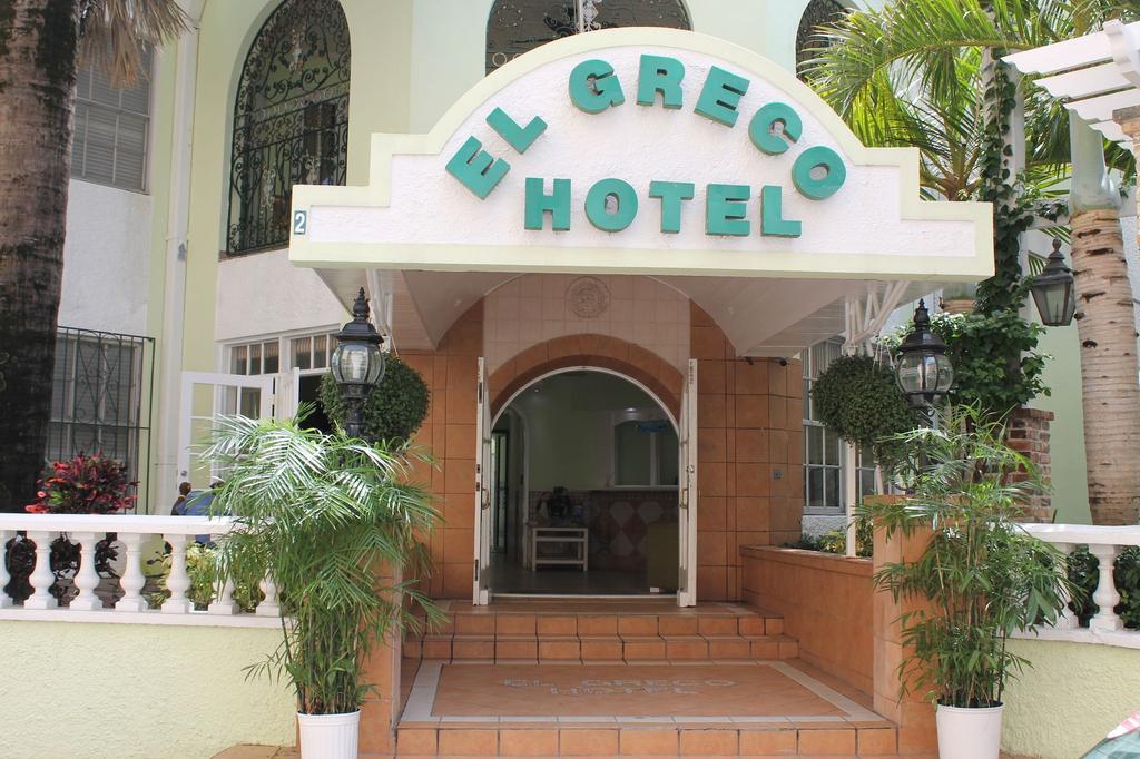 El Greco Hotel,