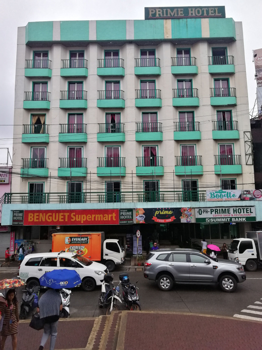 Benguet Prime Hotel, Baguio City