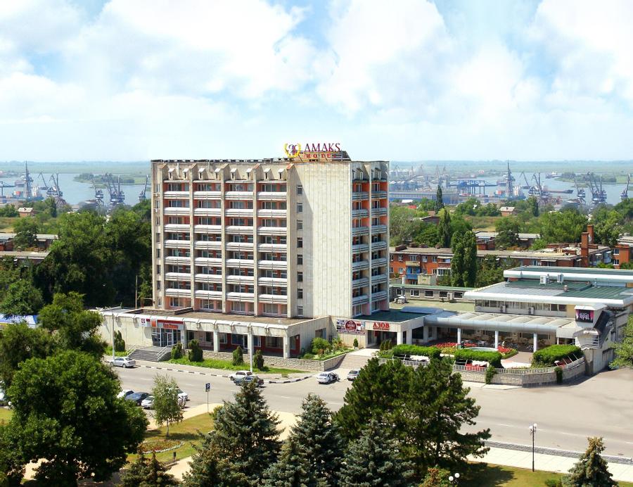 Amaks Hotel Azov, Azovskiy rayon