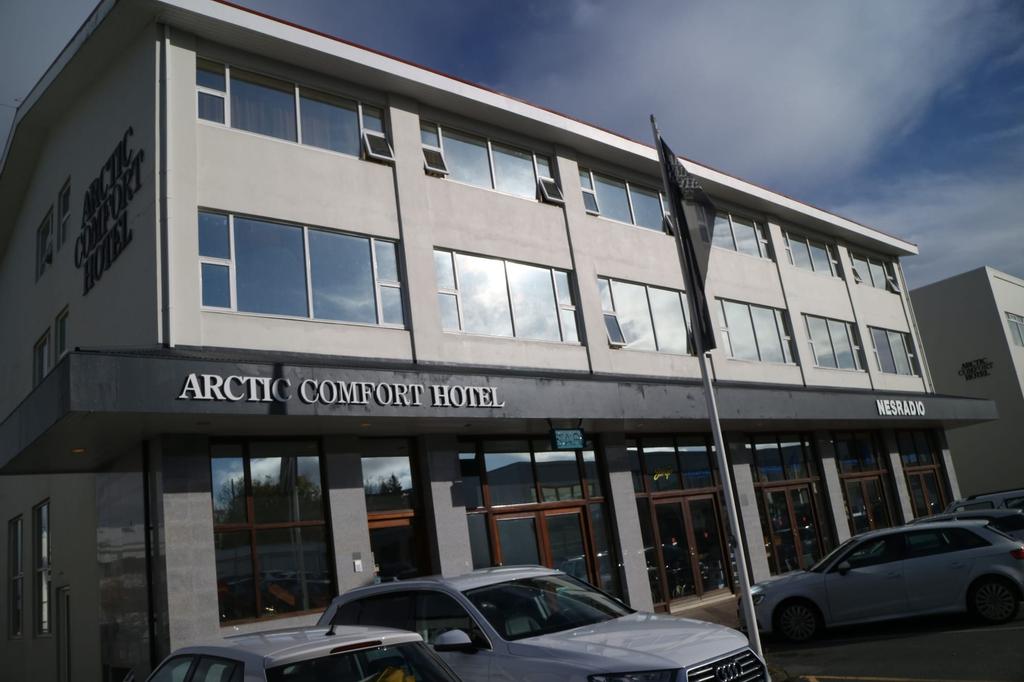 Arctic Comfort Hotel, Reykjavík