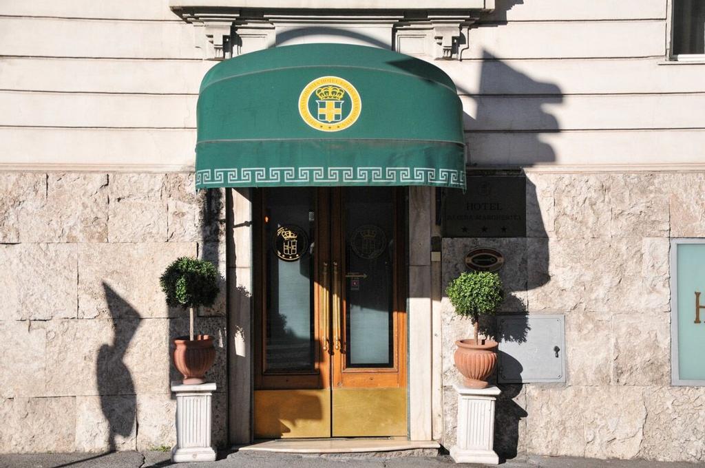 Hotel Regina Margherita, Roma