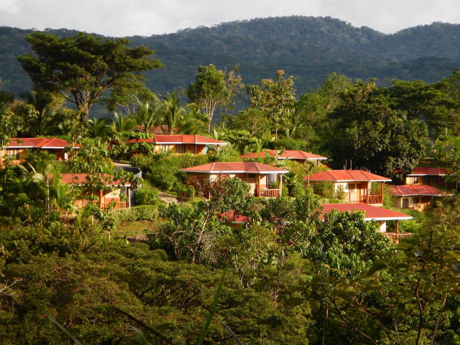 Hotel Cerro Lodge, Garabito