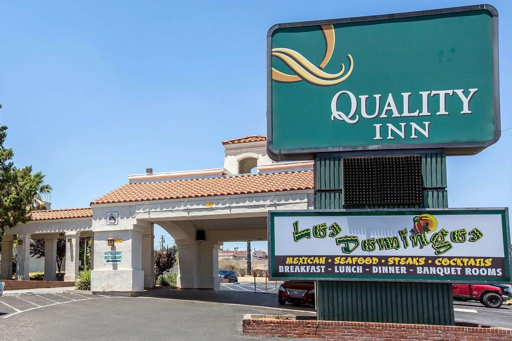 Quality Inn On Historic Route 66, San Bernardino