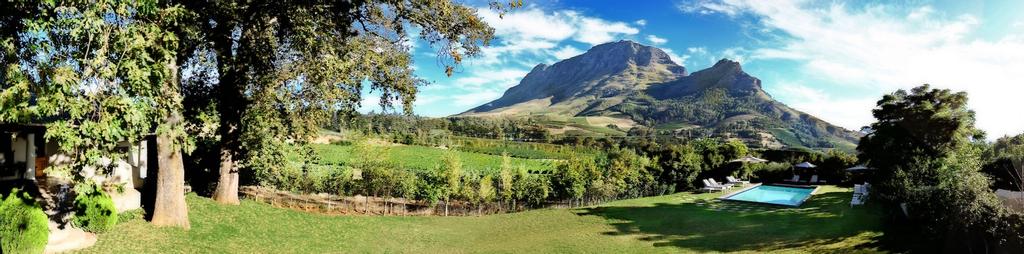 Le Pommier Wine Estate, Cape Winelands