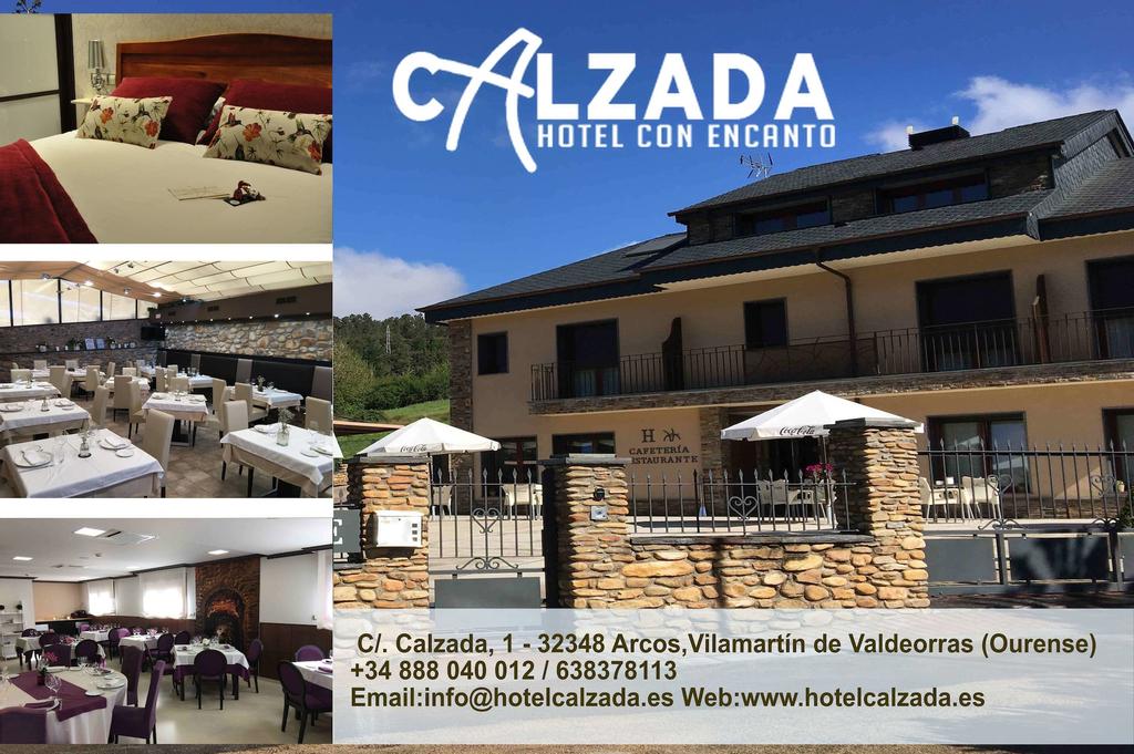 Hotel Calzada, Ourense