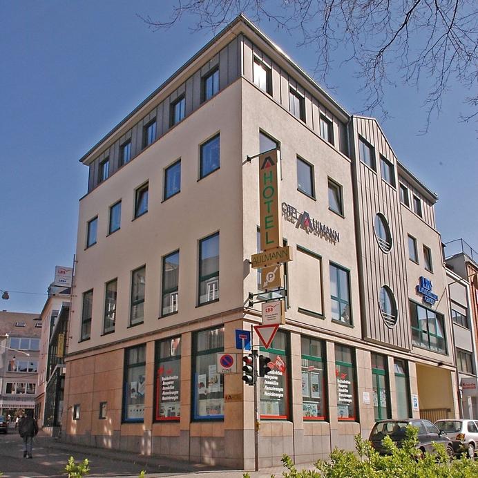 Hotel Aulmann, Trier